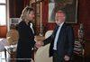 20.04.2010 - La Presidente della Provincia Francesca Zaccariotto incontra il Sindaco Giorgio Orsoni