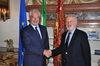 05.06.2012 - Giorgio Orsoni riceve Fulvio Della Rocca