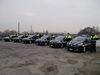 03.12.2015 - L'Assessore Giorgio D'Este alla cerimonia di consegna dei nuovi veicoli allestiti per la Polizia Municipale