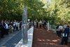 21.09.2012 - Inaugurazione monumento a Zorzetto nel bosco dell'Osellino