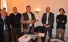 24.02.2014 - C. S. Firma Protocollo d'intesa per la tutela vetro artistico di Murano