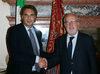 29.10.2013 - Giorgio Orsoni riceve il nuovo presidente della Corte d'Appello Antonino Mazzeo Rinaldi