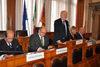 10.02.2012 - Delegazione dell'Ocse nella sala consiliare di Ca' Loredan