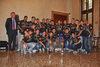 29.05.2012 - Giorgio Orsoni e Andrea Ferrazzi festeggiano la promozione del Venezia Calcio alla Lega professionistica
