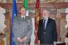 13.12.2010 - Il Sindaco Giorgio Orsoni riceve il nuovo Comandante Regionale GdF Generale Cretella Lombardo