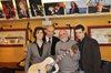 08.11.2010 - C.S. Presentazione Asta on  line - Tribute to Venice all'Hard Rock Cafe