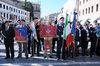 29.09.2010 - Alza Bandiera in Piazza Ferretto a Mestre