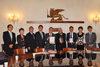 08.09.2015 - L'Assessore Paola Mar riceve delegazione Giapponese di Osaka