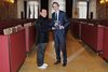 09.03.2011 - L' Ass.re Andrea Ferrazzi riceve  Monaco Shaolin