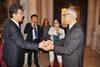 01.09.2014 - Il Sub-Commissario Sergio Pomponio riceve una delegazione Cinese
