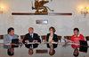 18.05.2015 - Firma Protocollo pulizia muri tra Comune di Venezia e Soprintendenza