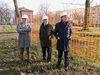 25.02.2014 - Giorgio Orsoni alla demolizione delle Vaschette
