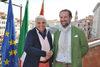 21.04.2016 - L'Assessore Paola Mar riceve Gianandrea P. Garancini Assessore al Turismo della Città di Heraklion