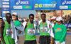 23.10.2011 - 26° Venice Marathon - Arrivo