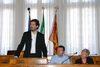 04.05.2012 - Il consigliere Bonzio ha accolto a Ca' Farsetti i nuovi volontari del Servizio civile