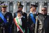 04.11.2015 - Alzabandiera in Piazza San Marco per la Festa dell'Unità Nazionale e FFAA