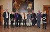 20.11.2015 - L'Assessore Paola Mar incontra delegazione Olandese Glasstress a Dordrecht