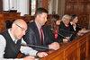 13.04.2016 - L'Assessore Paola Mar e il Presidente del Consiglio Comunale Ermelinda Damiano ricevono una delegazione di sindaci della Bosnia