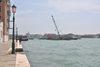 15.07.2013 - Montaggio del Ponte del Redentore