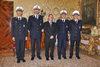 10.09.2014 - Il Commissario Vittorio Zappalorto premia agenti della Polizia Municipale di Venezia