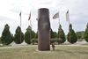 13.07.2011 - Inaugurazione Statue Tony Benetton al Parco San Giuliano