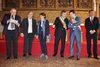 07.05.2016 - Il Sindaco Luigi Brugnaro alla cerimonia Osella d'oro 2016 a Palazzo Ducale