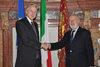 20.10.2011 - Giorgio Orsoni riceve l'Ambasciatore britannico Christopher Prentice
