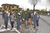 22.11.2010 - Sopralluogo dell'Ass.re Alessandro Maggioni a Chirignago - Zelarino