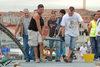 27.07.2010 - Sopralluogo Ponte Calatrava per sostituzione gradini rotti