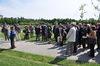 12.05.2010 - Parco Albanese deposizione corona ricordo al Commissario Albanese