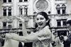 11.09.2015 - Il Sindaco Luigi Brugnaro all'inaugurazione mostra fotografica di Maria Callas al Teatro La Fenice