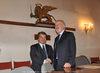21.06.2010 - Il Sindaco Giorgio Orsoni riceve il Ministro Renato Brunetta