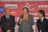 20.10.2015 - Il Sindaco Luigi Brugnaro alla conferenza stampa della 30°  Venicemarathon