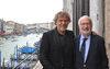 07.05.2013 - Firma Renzo Rosso e Sindaco Giorgio Orsoni per accordo restauro Ponte di Rialto