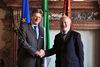 31.05.2011 - Orsoni incontra l' ambasciatore tedesco Gerdts
