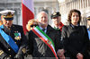 04.11.2010 - Alza Bandiera in Piazza San Marco