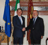 27.07.2010 - Giorgio Orsoni riceve il Console generale Svizzero David Vogelsanger