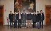 26.11.2015 - L'Assessore Giorgio D'Este riceve delegazione cinese  di Lishui