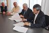 11.10.2013 - Firma Protocollo Operativo sicurezza in Canal Grande
