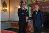 28.10.2013 - Il sindaco Giorgio Orsoni riceve il generale Maurizio Detalmo Mezzavilla