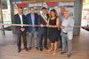 20.07.2015 - Il Sindaco Luigi Brugnaro inaugura il nuovo pontile Actv a Rialto linea 2