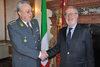 04.06.2013 - Giorgio Orsoni riceve il Generale C. A. Flavio Zanini