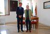 16.07.2013 - Giorgio Orsoni riceve una delegazione  di Poste Italia Nord-Est