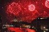 18.07.2015 - Fuochi pirotecnici della Festa del Redentore