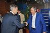 23.07.2015 - Il Sindaco Luigi Brugnaro visita i cantieri del Mose con il Ministro Graziano Delrio