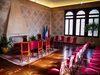 29.08.2015 - Il Sindaco Luigi Brugnaro all'apertura della nuova sala matrimoni di Mestre