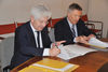 05.03.2014 - Firma convenzione registro delle Dichiarazioni Anticipate di Trattamento