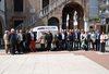 07.05.2013 - Consegna nuovo pulmino al centro Don Vecchi