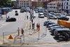 10.05.2011 - C. S. Avvio lavori Piazzale Roma