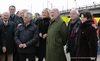 21.02.2011 - Cerimonia di continuazione lavori sottopasso tram a Mestre